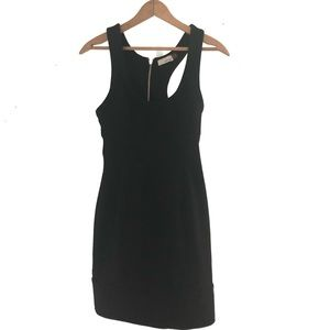 Aritzia Wilfred Black Dress